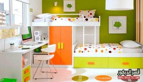 ديكورات غرف الاطفال