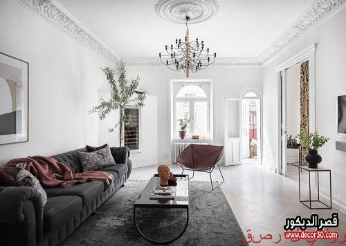 ديكورات منازل تركية حديثة 2020