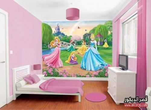 غرف اطفال ديكورات غرف اطفال 2018