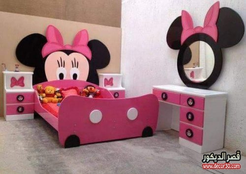 غرف اطفال ديكورات