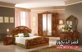 غرف النوم الكلاسيكية