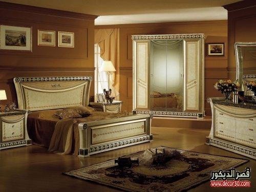غرف نوم كلاسيك دمياط