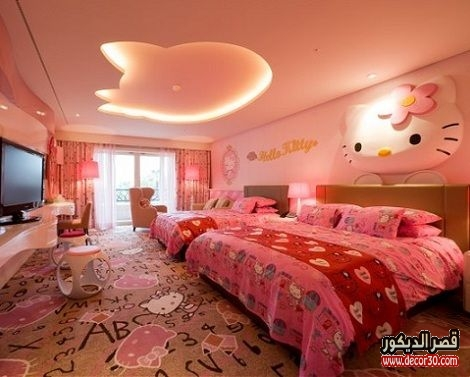 جبس بورد hello kitty