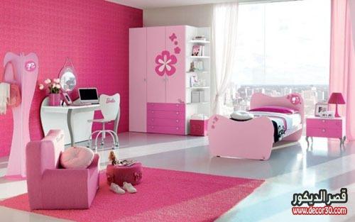 غرف نوم بنات هيلو كيتي