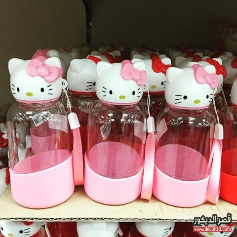 ببرونه hello kitty