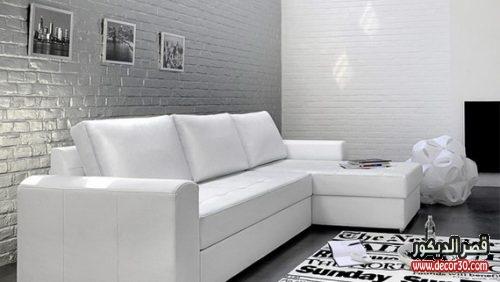 ورق حائط باشكال الطوب