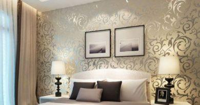 مميزات وعيوب ورق الجدران
