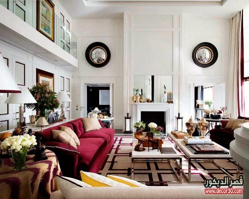 Interiors Classic and Modern