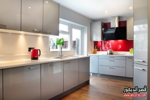 احدث Acrylic Kitchens