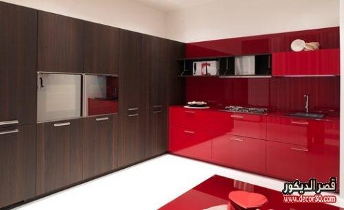تصميم مطبخ الوميتال