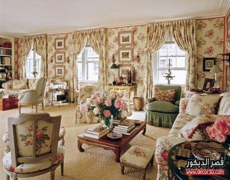 غرف معيشة بسيطة وجميلة