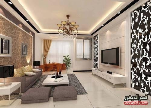 غرف جلوس مودرن تركية