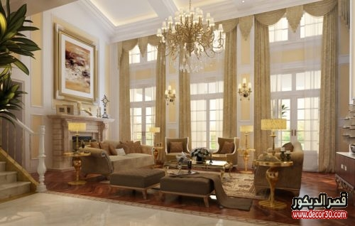 اجمل غرف الجلوس