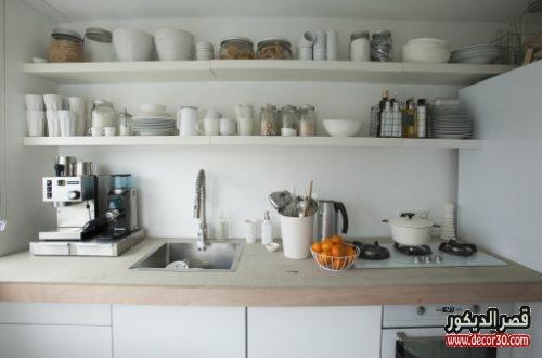 تصاميم مطابخ صغيرة