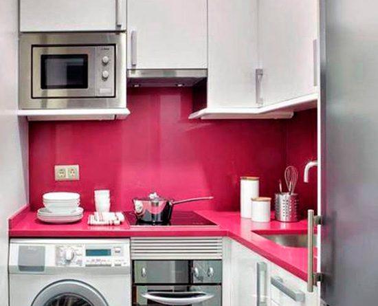 677ee0f16 ديكور مطبخ صغير, ديكورات مطابخ بسيطة 2019 - قصر الديكور