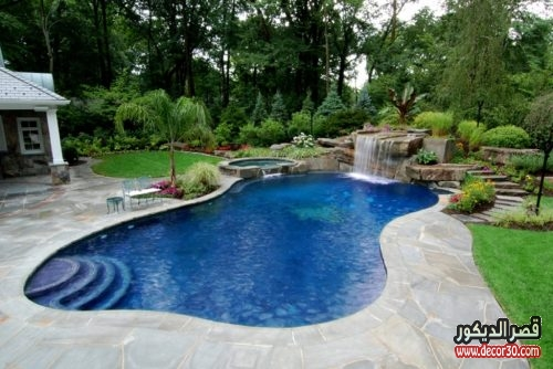 اجمل حمام سباحة في العالم