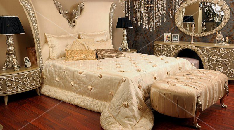 ديكورات غرف نوم قصر الديكور