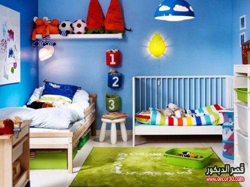 غرف نوم اطفال اولاد 2019
