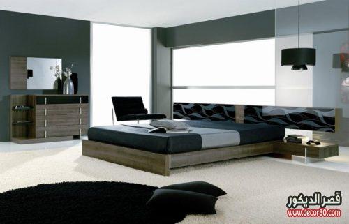 احدث الدهانات لغرف النوم بسيطة
