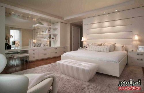 احدث الوان حوائط غرف النوم للعرائس