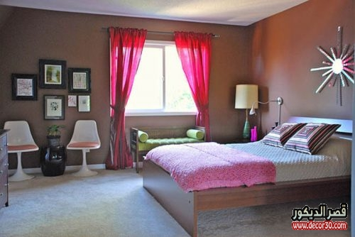 احدث تصميمات غرف نوم كامله للعرسان