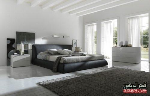 احدث دهانات حوائط غرف النوم
