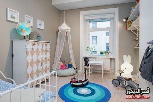 احلي غرف نوم اطفال مودرن