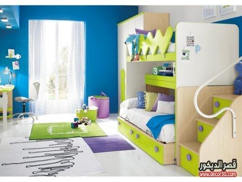 اجدد غرف نوم اطفال