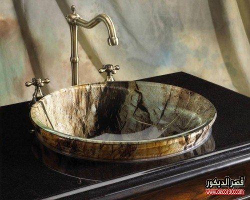 اشكال اطقم حمامات حديثة