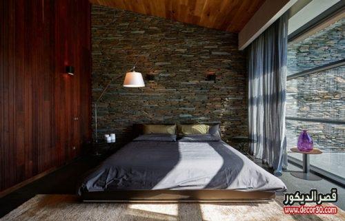 اصباغ غرف نوم بعدة ألوان