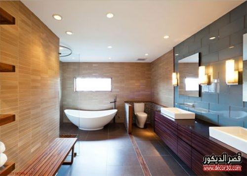 اضاءات الحمامات