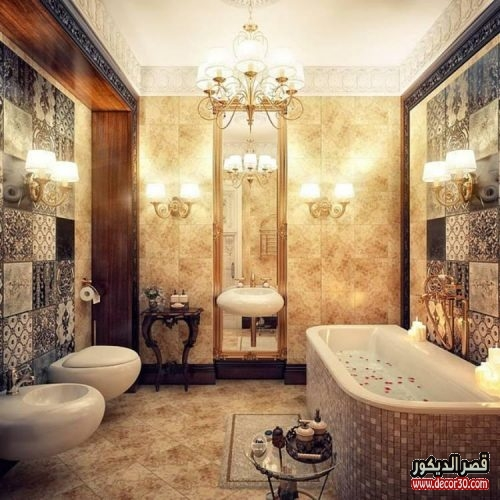 اطقم حمامات جديدة مودرن