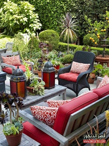 Small Patio Ideas Gorgeous Decorating Ideas For Small Outdoor Patios