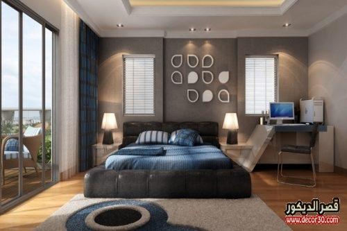 الوان غرف نوم فخمة
