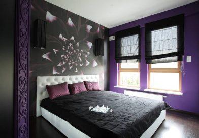 الوان حوائط غرف النوم 2018