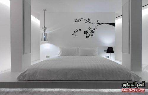 الوان دهانات رسم لغرف النوم للعرائس 2018