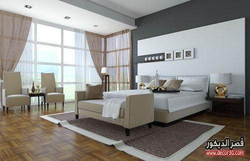 الوان دهانات غرف النوم الحديثة وعصرية
