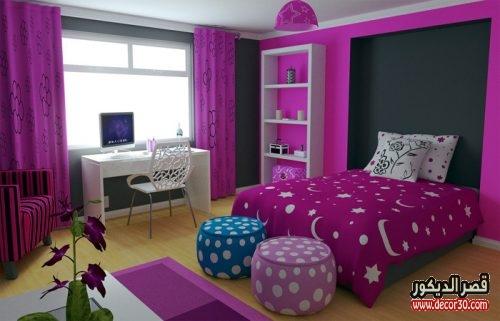 الوان دهانات غرف النوم الحديثة