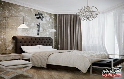 الوان دهانات غرف النوم الصغيرة الحديثة