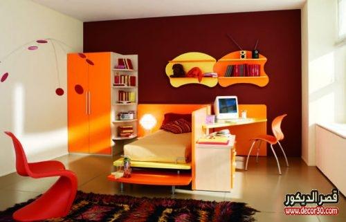 الوان دهانات غرف النوم عملية