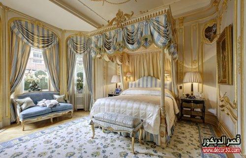 الوان دهانات غرف النوم للعرائس فاخرة