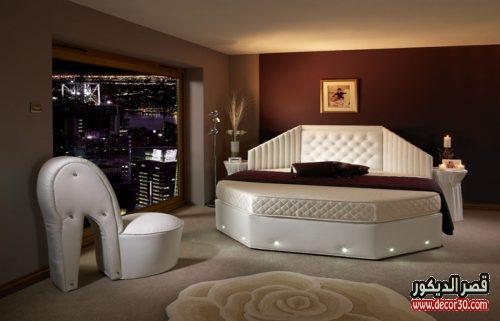 الوان غرف النوم للمتزوجين فاخرة
