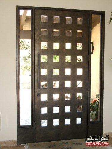 باب شقة مودرن