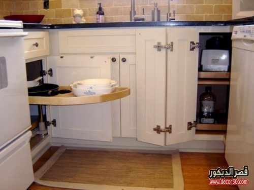 تصاميم خزائن المطبخ