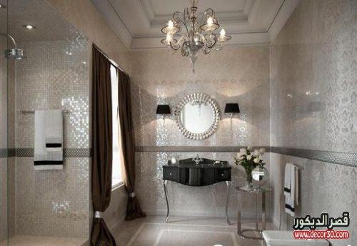 تصاميم ديكورات حمامات حديثة