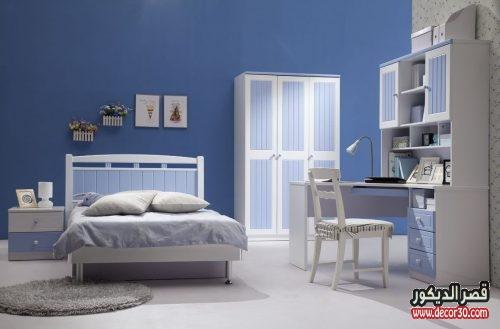 تصاميم غرف نوم شباب