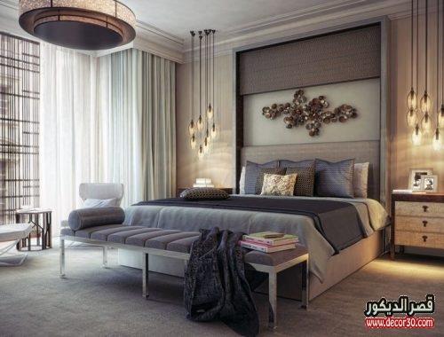 تصاميم غرف نوم فخمه