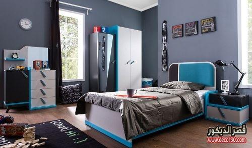 تصميمات غرف شبابي