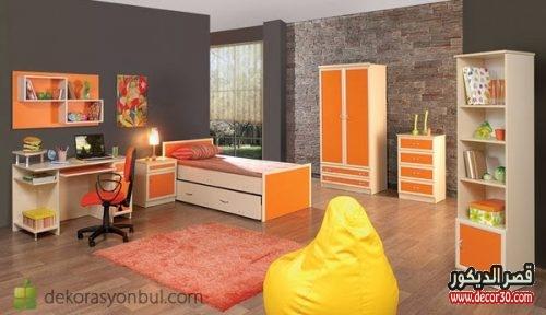 تصميمات غرف نوم شبابي
