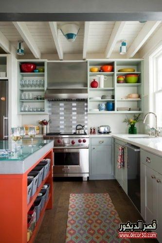 تصميمات مطبخ صغير